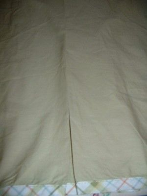 3pc Casual Home Full Size Bed Skirt, 14