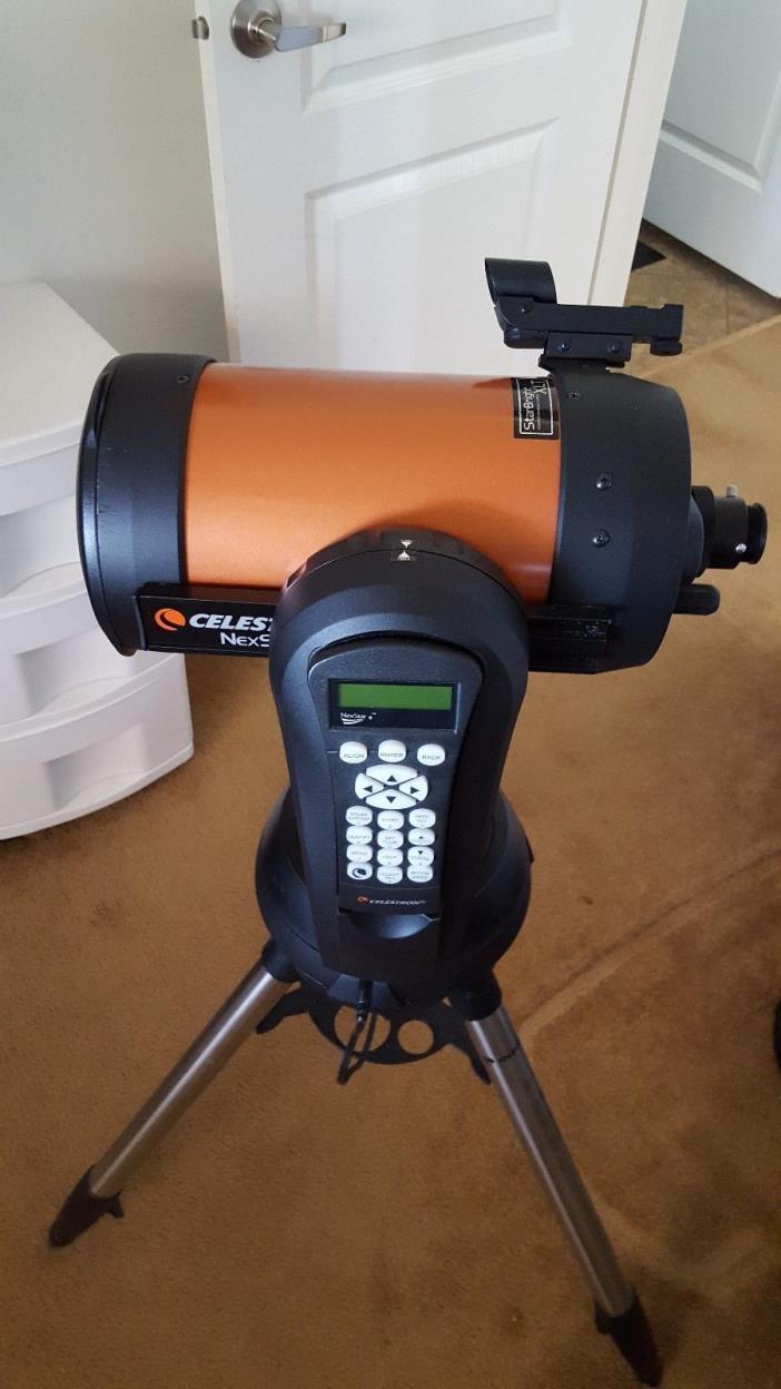 Celestron NexStar 6 SE 10 Schmidt-Cassegrain Telescope in excellent condition