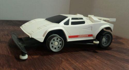 1989 Hot Wheels Super Changers Lamborghini Mattel Vintage