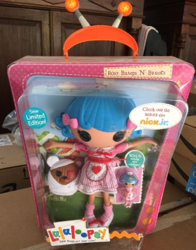 Limited Edition Lalaloopsy Sew