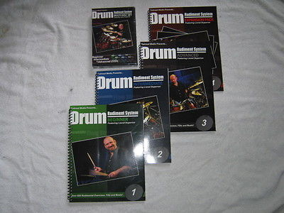 Drum Rudiment System by Lionel Duperron