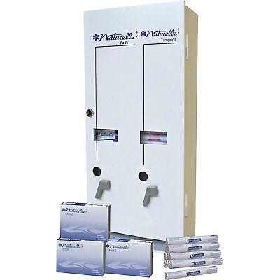 Impact Products LLC RMC Dual Sanitary Napkin/Tampon Dispenser
