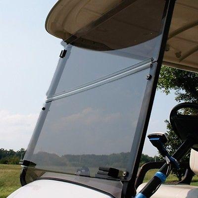 Yamaha Golf Cart Part Fold Down Tinted Windshield Yamaha G22 Golf Cart