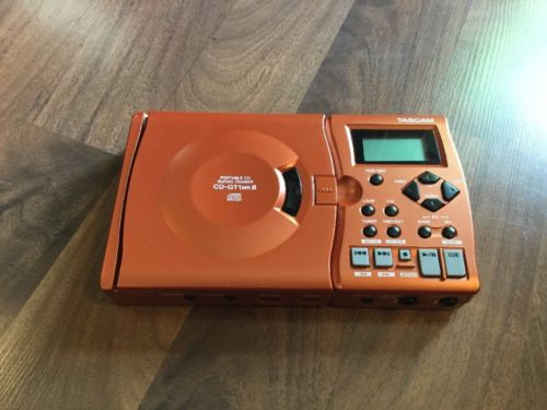 Tascam CD-GT1 mkII