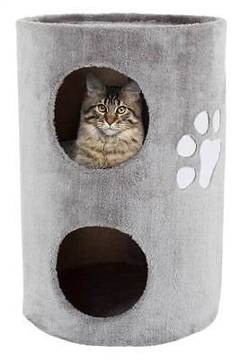 2 Story Cat Condo with Double Hole and Scratching Surface [ID 3515711]
