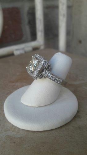 Princess Dream.......Moissanite ring