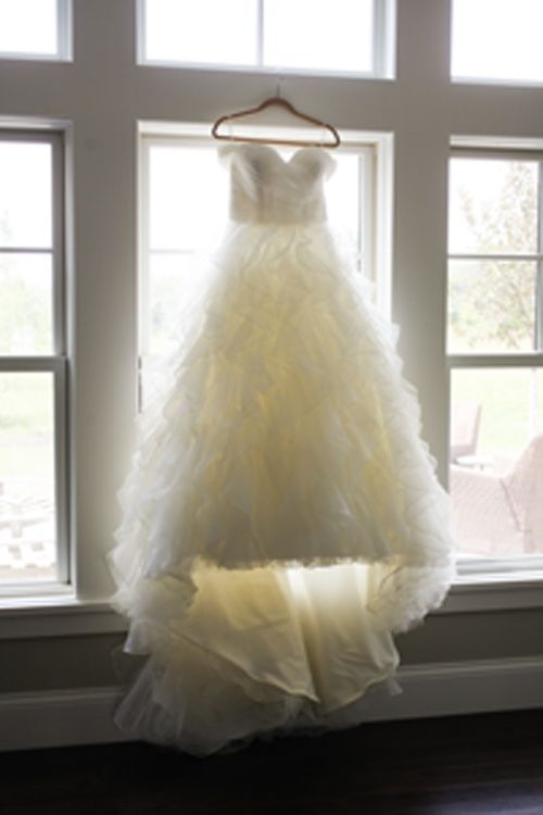 Signature Justin Alexander Wedding Dress Sweetheart Cut Princess Gown