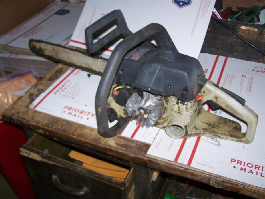 Old Craftsman Chainsaw Parts : Old chainsaw for sale classifieds