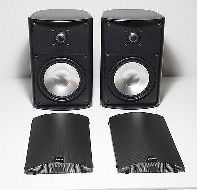 Canton Plus XL.2 — 1x Pair (2x total) BLACK Bookshelf Speakers
