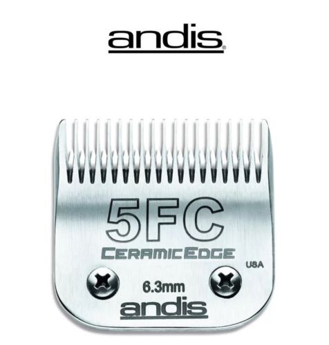 Andis CeramicEdge Detachable Blade Size 5FC  #64370 {Brand New}