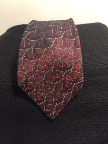 Burberrys Of London Silk Tie