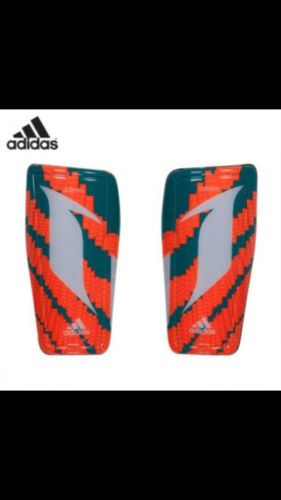 Adidas Messi 10 Shinguards Size Large New With Tags Retail $40 Soccer
