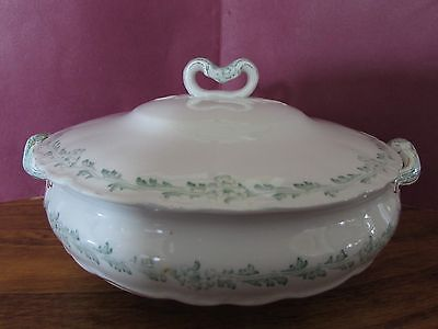 VINTAGE/antique Alfred Meakin LTD England SYDNEY covered casserole dish