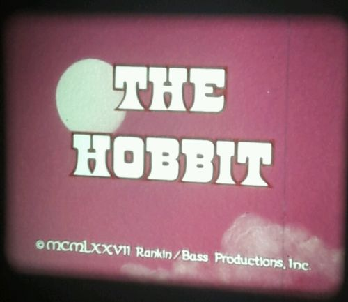 16MM The hobbit 1977