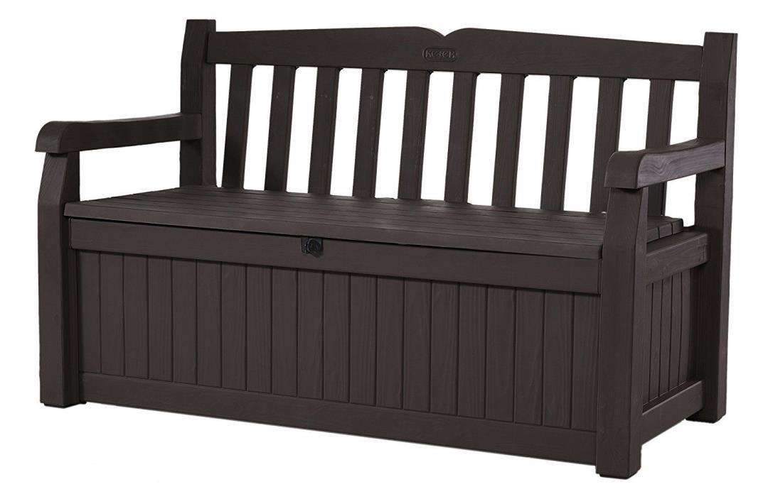 Toy Storage Bench Patio Box Garden Deck Outdoor Yard Pool Porch Seating Chest