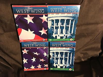 The West Wing Seasons 1 & 2 (44 Episodes 12-Disc's)