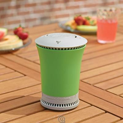 Terminix AllClear Portable Tabletop Mosquito Repeller Natural +Extra Refill