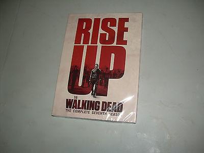 Seventh Season 7 Seven NEW RISE UP THE WALKING DEAD (DVD, 2017, 5 DISC SET) AMC