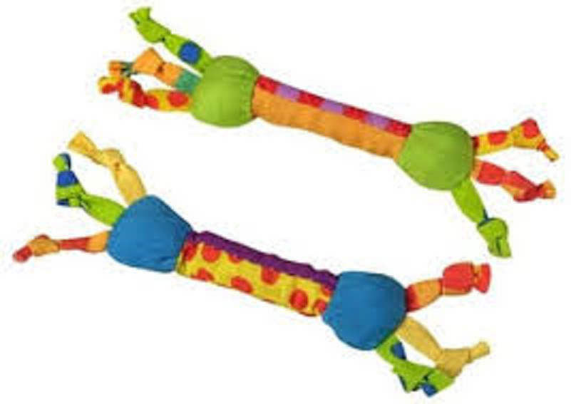Petstages CHILLY KITTY CHEWS TOYS- CAN BE FROZEN TO SOOTH TEETH