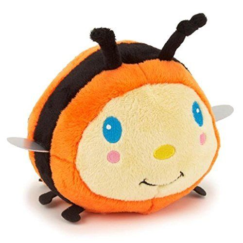 Little Tikes Wiggimals Plush Bumble Bee w/ Sounds & Shaking B117
