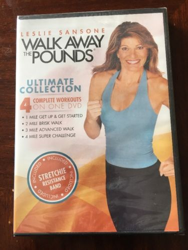 Leslie Sansone Walk Away The Pounds With Stretchier Resistance Band