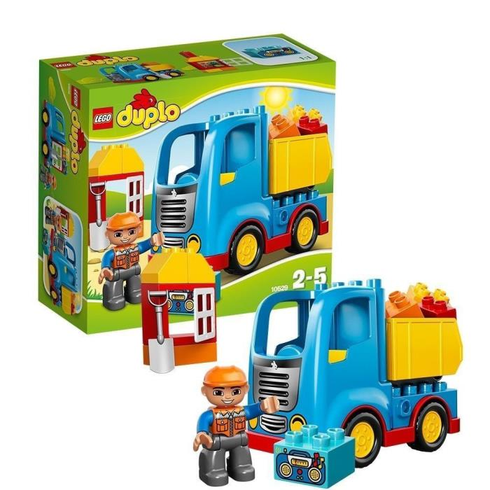 Lego Duplo Truck 10529 16 pcs.