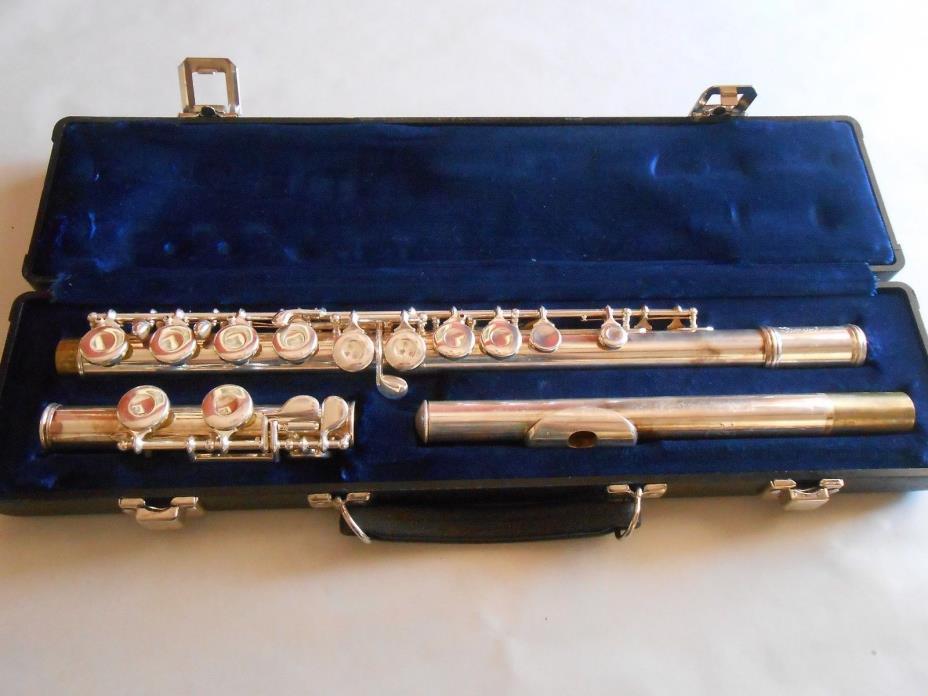 Gemeinhardt Elkhardt 2sp Student Flute w/ Hard Case