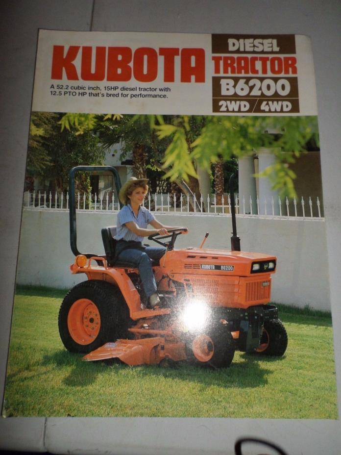 Kubota Garden Tractors For Sale Classifieds