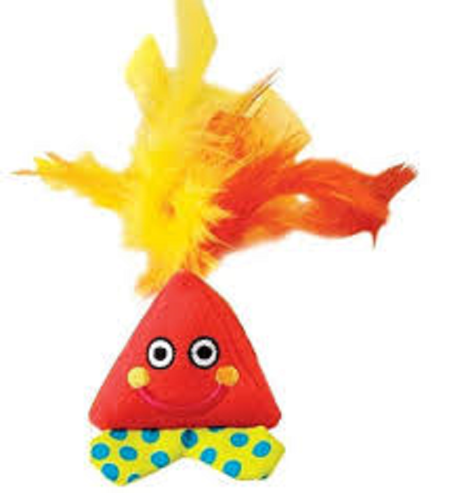 Petstages  FEATHER BUDDY Cat toy