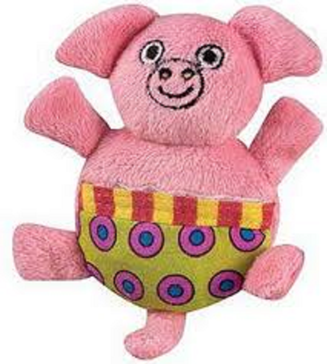 Petstages Pocket Pals Catnip Toys-your choice of Cow, Pig or Cat