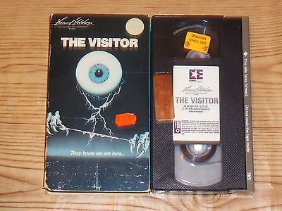 The Visitor aka Stridulum (1979, VHS) Video Tape sci fi horror cult Rare
