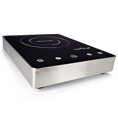 Nutrichef Ceramic Cooktop Electric Countertop Glass Burner Cooker PKST18