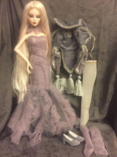 Tonner Evangeline Ghastly Afterlife Elegance Complete Outfit Only No Doll Or Wig