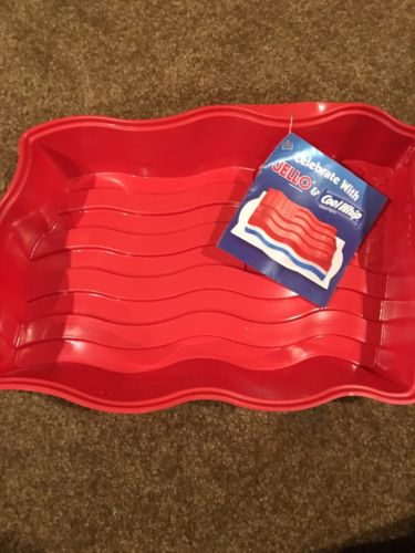 Lot Of 2 Patriotic Food Molds For Chocolate And Jello