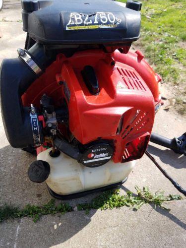 EBZ7500 Red Max BackPack Leaf Blower