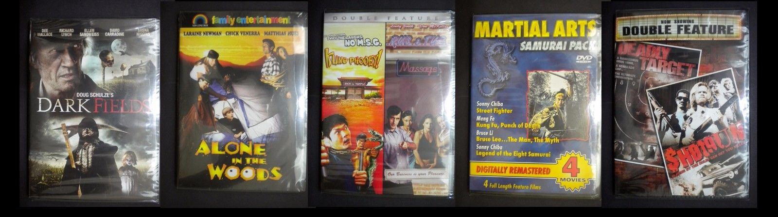 FIVE NEW DVD OLDIES MOVIE LOT. READY TO SHIP. L/31