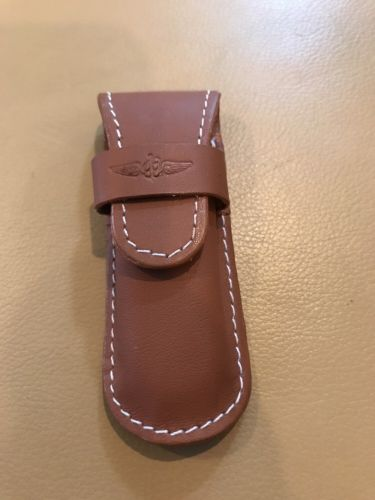 Breitling Knife Case Leather