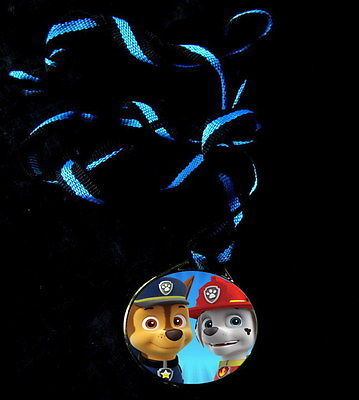 Paw Patrol - 8 Medals -Party Favors Toys Birthday Pinata Prizes Bags  Medal