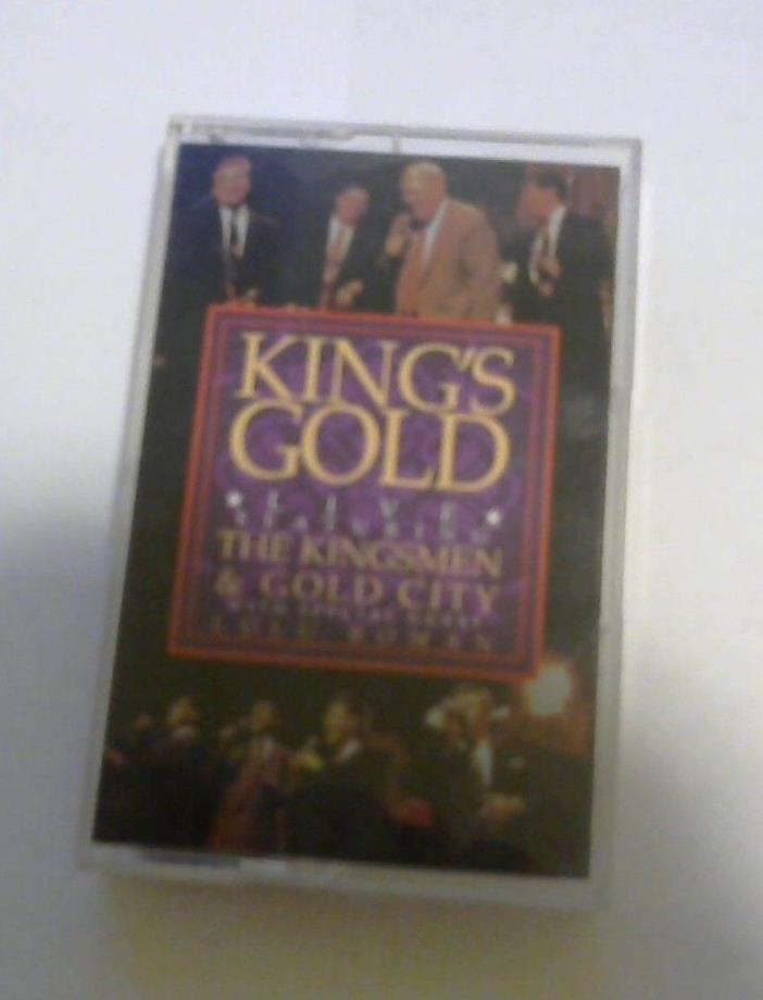 KING'S GOLD LIVE THE KINGSMEN, GOLD CITY & LULU ROMAN