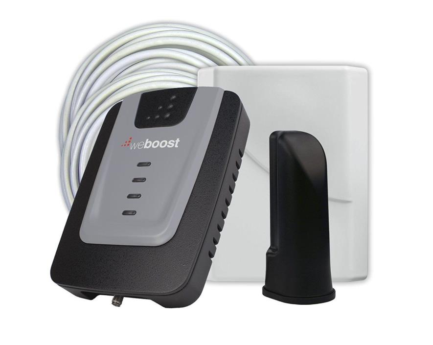 Wilson weBoost Home 4G Wireless Cell Phone Signal Booster Kit -470101 (1500Sq) U
