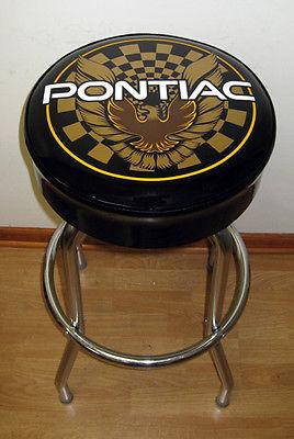 Pontiac Firebird Trans Am Eagle Bar Stool Stools