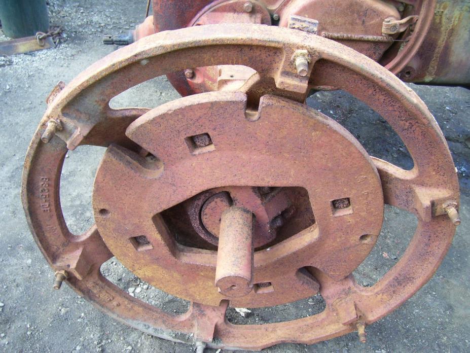 Farmall Rear Rims : Farmall h wheels for sale classifieds