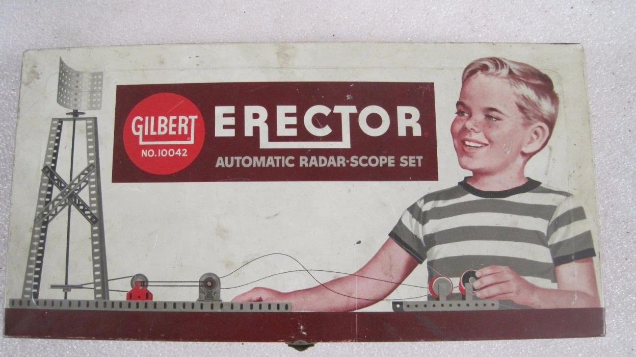 Vintage Erector Sets For Sale Classifieds