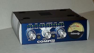 PreSonus Comp 16 Compressor