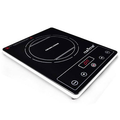 NEW Nutrichef Ceramic Cooktop Electric Countertop Glass Burner Cooker PKST16