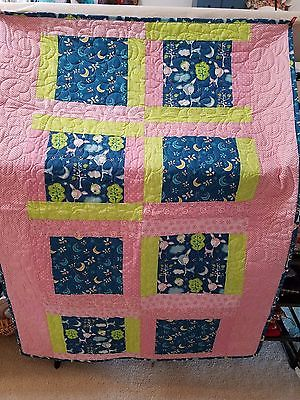 Moon and Stars Quilt