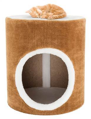 Cat Condo Barrel with Single Hole [ID 3515710]