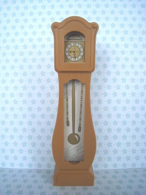 Madeline Doll Grandfather Clock Dollhouse Furniture Accessory