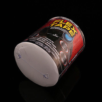 2017 Flex Tape Super Strong Patch Rubberized Seal Repair Tool 4