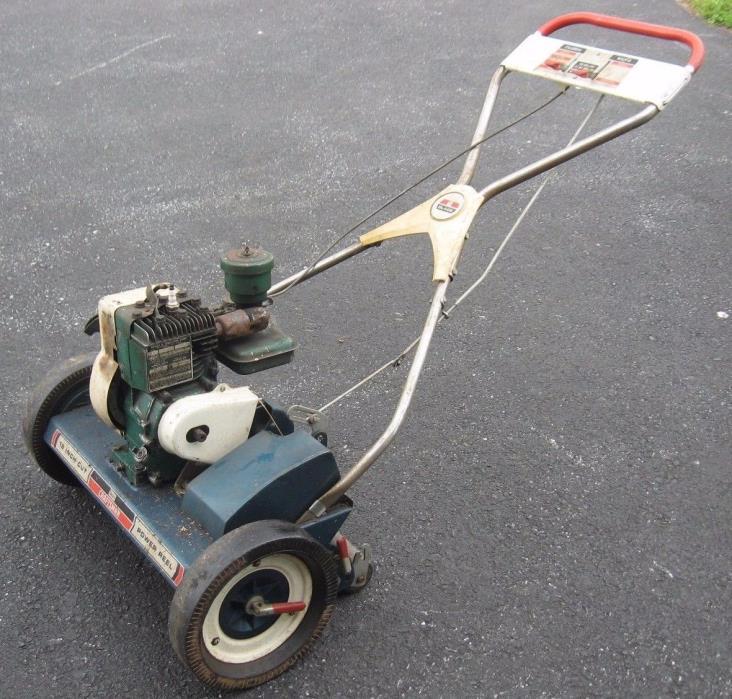 CRAFTSMAN 6-Blade (Gas) Power Reel Mower 18-in. Cut